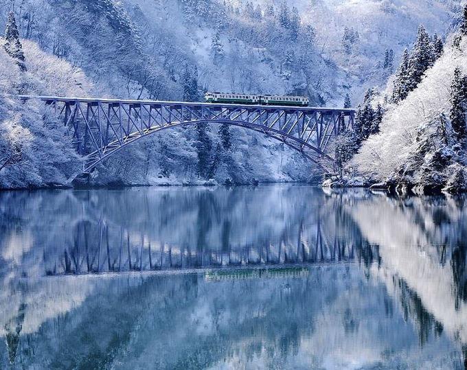 7 điểm đến Nhật Bản đẹp nhất vào mùa đông