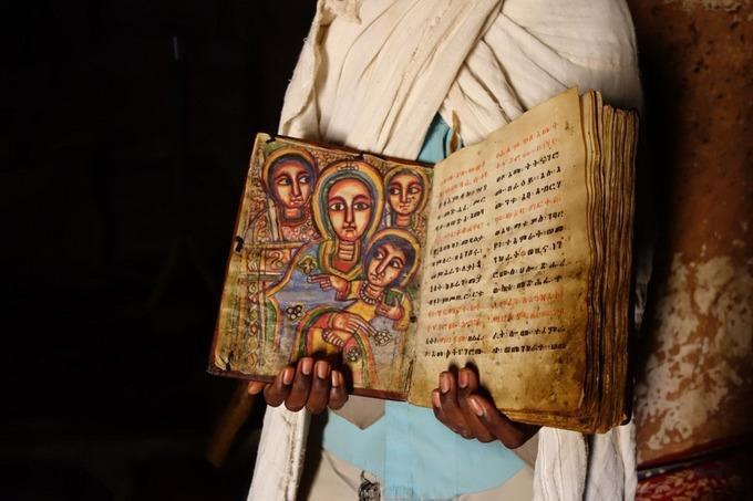 Những thánh đường 'trên trời' của Ethiopia