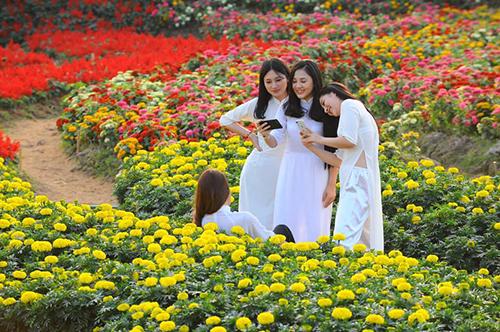 Вьетнам празднует Новый год 2018