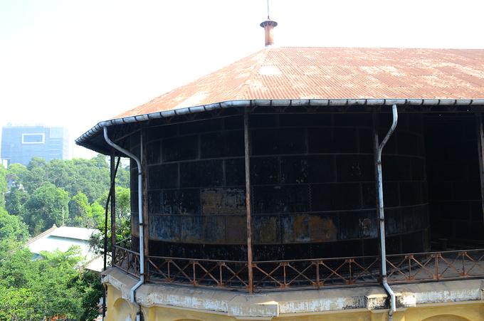 Thuỷ đài cổ nhất ở Sài Gòn