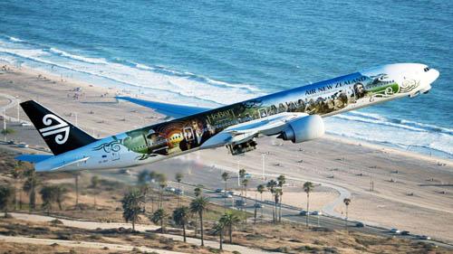 10 hãng hàng không
