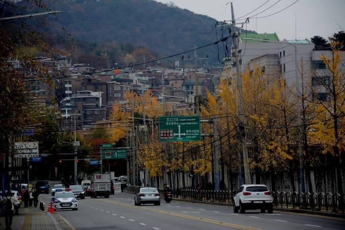 Du khách Việt đi tìm vẻ đẹp lặng lẽ của Seoul