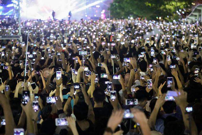 Vẻ đẹp Sài Gòn qua ống kính của người mê ảnh