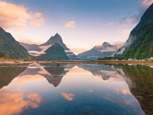 New Zealand muốn du khách ngừng tự do đi nặng nơi công cộng