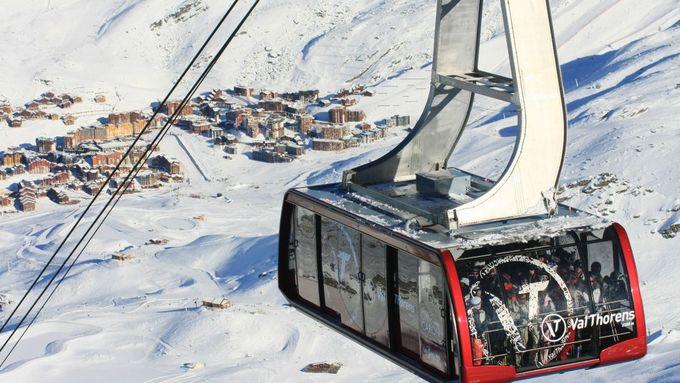 8 khu trượt tuyết đẹp nhất thế giới