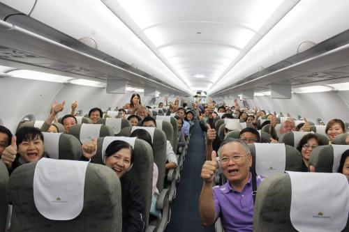 Các chuyến bay charter có sức chứa lớn và được tổ chức vào mùa đẹp nhất để giúp du khách thuận tiện trong hành trình thăm quan.