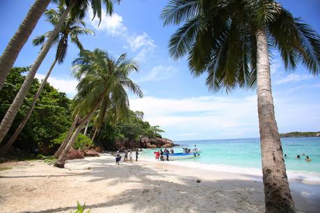 Hòn Móng Tay ở Phú Quốc được ví như Maldives ở Việt Nam. Ảnh: Ngọc Thành.