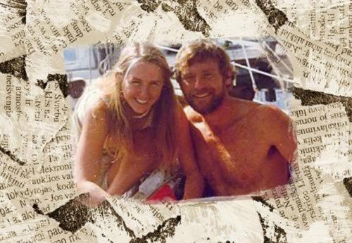 Cặp đôicũng đã lên kế hoạch cho 30 ngày tuyệt vời lênh đênh trên biển vì khi xem bảng dự báo, thời tiết của những ngày tới đều rất đẹp. Ảnh: Bibliotaphsblog.