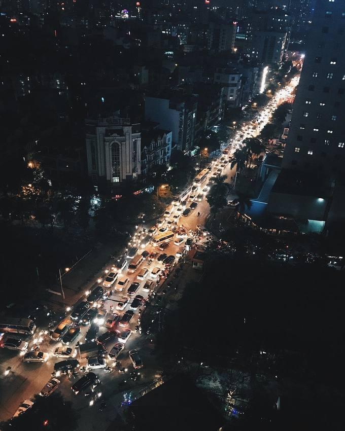 Ảnh đẹp về Hà Nội tháng 1 trên Instagram