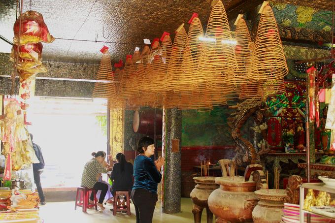 5 miếu chùa cho chuyến du xuân ngày Tết tại Sài Gòn