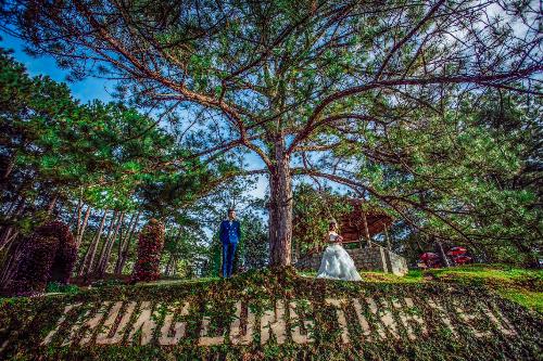 Điểm nhấn của sự kiện là đám cưới trong mơ của 20 cặp đôi.