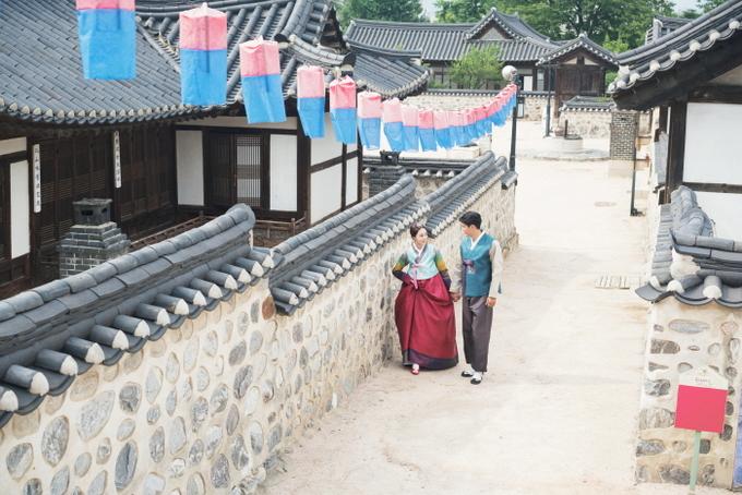 Cảnh đẹp ở quê hương HLV Park Hang-seo
