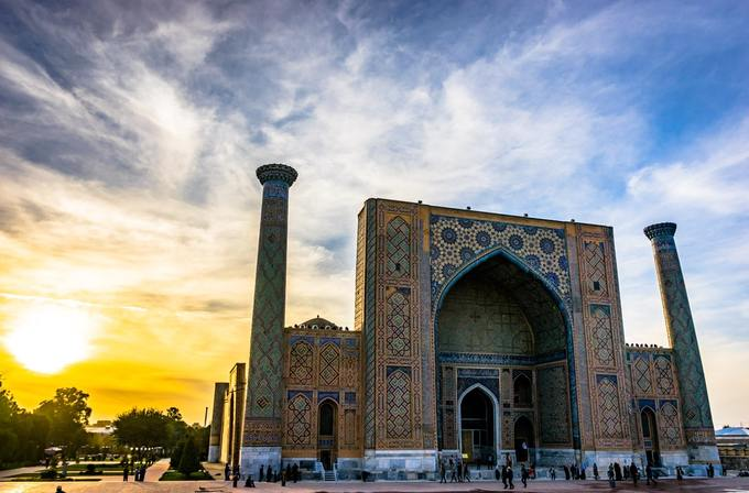 Cuộc sống bình yên ở Uzbekistan