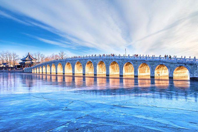10 trải nghiệm mùa đông phải thử ở Bắc Kinh