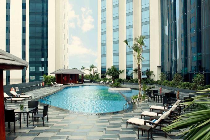 Bên trong khách sạn U23 Việt Nam nghỉ khi về nước