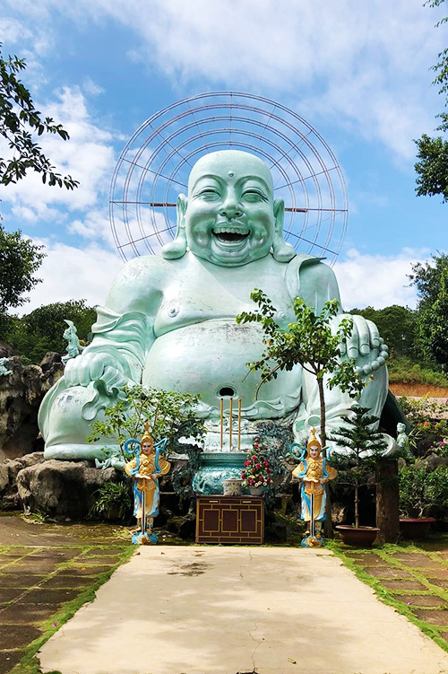 5 ngôi chùa cho chuyến hành hương ngày xuân ở Đà Lạt