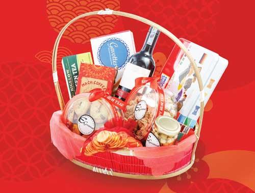 Gói quà Thịnh Vượng có giá 2.098.000 đồng.