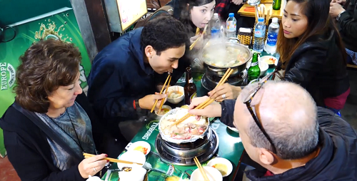 6 điều khách Tây thích ở Hà Nội