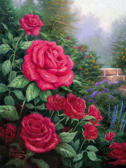 Sắc hoahồng tại vườn yêu của Vinpearl Nha Trang - 8