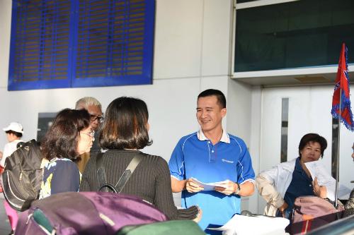 Hiện Việt Nam có khoảng 20.000 HDV được cấp thẻ hành nghề.