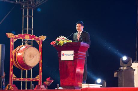 Ông Nguyễn Quốc Kỳ - Tổng giám đốc Công ty Du lịch Vietravel