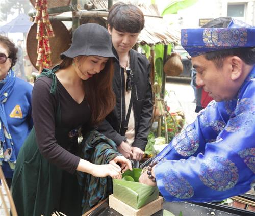 Muôn hoa đua nở tại lễ hội hoa Bà Nà Hills Đà Nẵng - ảnh 6