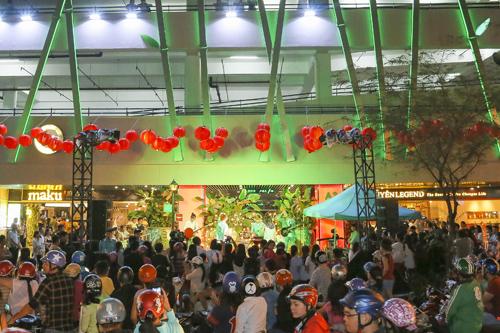 Du xuân tại The Garden Mall ở Sài Gòn - ảnh 5