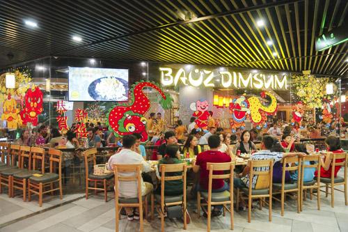 Du xuân tại The Garden Mall ở Sài Gòn - ảnh 9