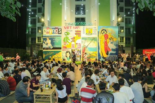 Du xuân tại The Garden Mall ở Sài Gòn - ảnh 10