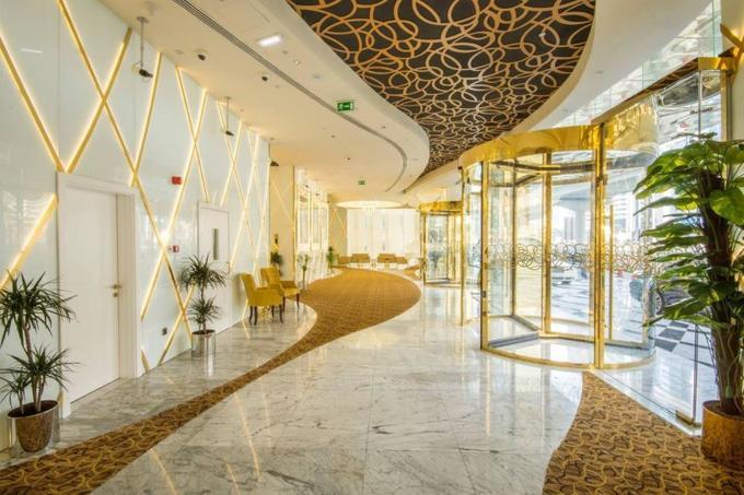 Bên trong khách sạn cao nhất thế giới mới khai trương tại Dubai