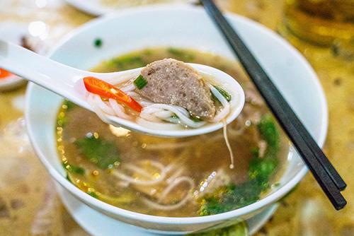 3 quán phở mở xuyên Tết tại Sài Gòn - ảnh 1
