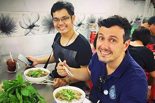 3 quán phở mở xuyên Tết tại Sài Gòn - ảnh 2
