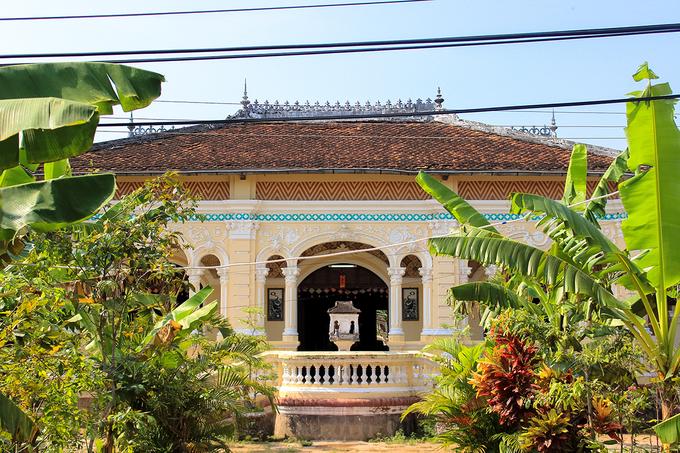 4 ngôi nhà cổ hơn trăm năm tuổi nổi tiếng ở miền Tây