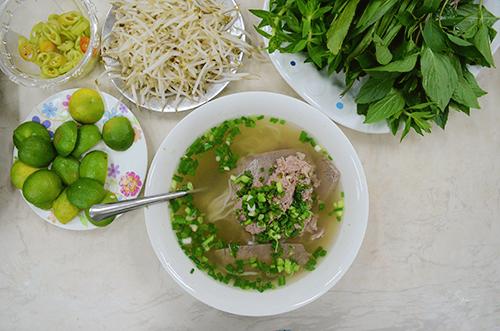 3 quán phở mở xuyên Tết tại Sài Gòn - ảnh 5