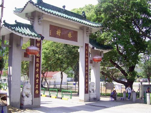 Tục ném cam cầu may mắn vào năm mới ở Hong Kong