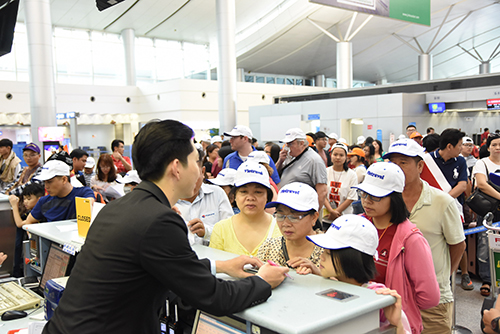 38.000 lượt khách du xuân Mậu Tuất cùng Vietravel