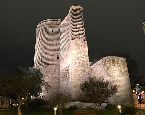 Tháp Trinh Nữ hiện là một bảo tàng về lịch sử của Baku.