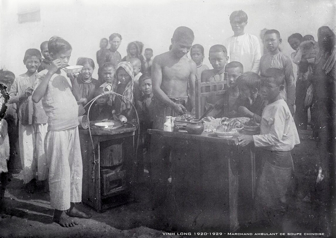 Cuộc sống của người dân Vĩnh Long hơn 90 năm trước