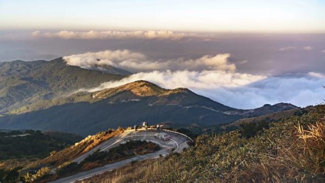 Núi Đại Mạo - nơi lý tưởng để ngắm toàn cảnh Hong Kong
