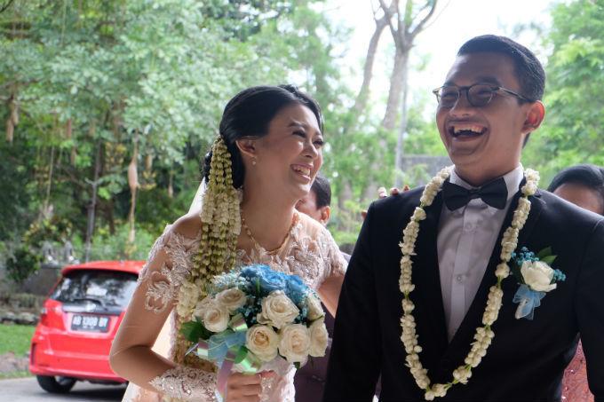 Chàng trai Việt lần đầu dự đám cưới truyền thống tại Indonesia