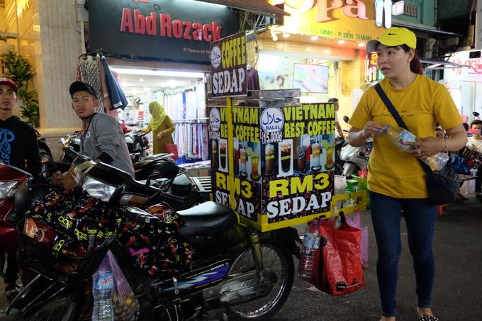 Sài Gòn đâu chỉ có phố Tây, còn cả phố Mã Lai