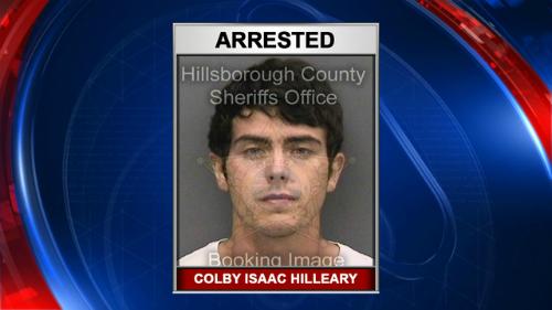 Chân dung hành khách gây rối trên chuyến bay đi Dallas. Ảnh:Nhà tù hạt Hillsborough.