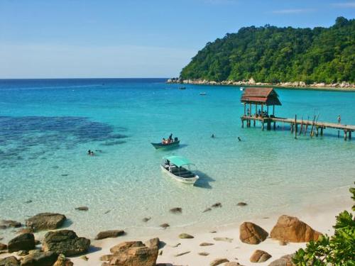 Thiên đường bỏ quên tại vùng biển đông bắc Malaysia - ảnh 5