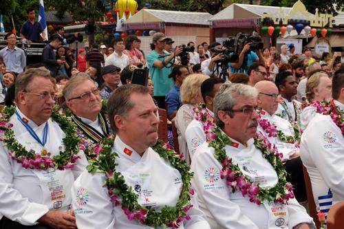 12 đầu bếp nổi tiếng thế giới sẽ tụ hội tại Hội An - ảnh 1