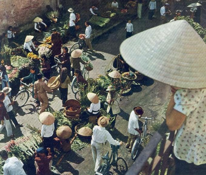 Phố cổ Hà Nội năm 1959 qua tay máy người châu Âu