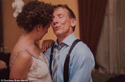 Mùa xuân năm 2014, Brian và Jessica đính hôn trong kỳ nghỉ dài hơn nửa tháng trên bờ Amalfi, Italy. Sau đó họ tổ chức đám cưới vào cuối năm ở Atlanta, Georgia, Mỹ. Ảnh: Brian Melito.