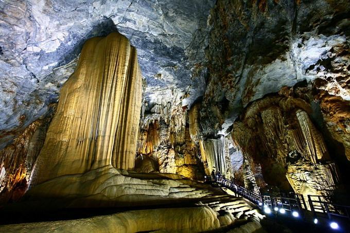 'Thiên đường' nằm ngay dưới lòng đất Quảng Bình