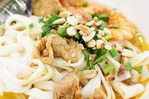 Những món ngon hấp dẫn của xứ Quảng được du khách yêu thích