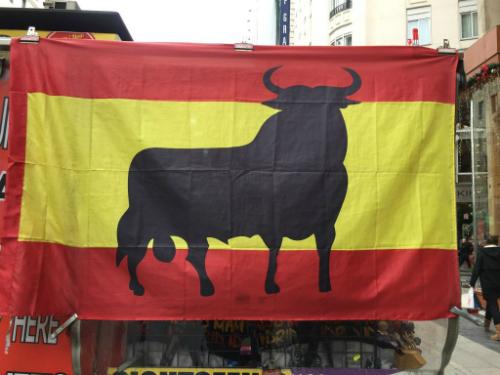 Sự 'hồi sinh' của bò đực Osborne - biểu tượng Tây Ban Nha