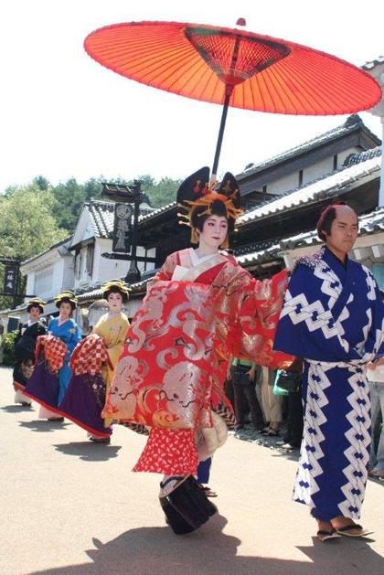 Nikko Edomura (Edo Wonderland) là một công viên chủ đề lịch sử tái tạo cuộc sống  thành thị của Nhật Bản trong thời Edo (1603-1868). Công viên thực sự là một thị trấn nhỏ được xây dựng trong kiến trúc kiểu Edo và được cư dân thành thị trong trang phục thời kỳ, và đã được sử dụng như là thiết lập cho các bộ phim truyền hình thời kỳ. Khách có thể mặc áo quần truyền thống cũng như tham quan các cửa hàng và viện bảo tàng trong lịch sử của thành phố, tham gia các trò chơi và xem các chương trình biểu diễn trực tiếp và sân khấu.